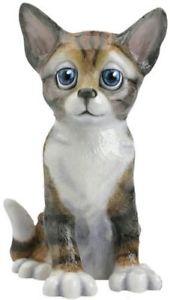 【送料無料】猫 ネコ キャット 置物 ミッシーcrazy critters missy the cat glazed ceramistone figurine uk last one retired