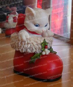 【送料無料】猫 ネコ キャット 置物 サンタ?ネコare you santa charming purrsonalities by enesco, 4027986 ladybug, kitten