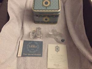 【送料無料】猫 ネコ キャット 置物 レノックスクラシックスクリスタル## lenox classics crystal collectible 034;lord and lady034;
