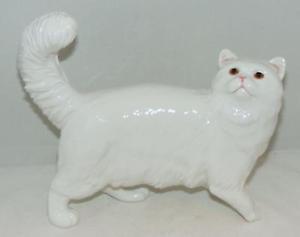【送料無料】猫 ネコ キャット 置物 ジョンコレクションペルシャ