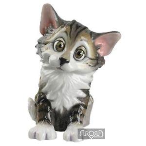 【送料無料】猫 ネコ キャット 置物 ペットベラネコpets with personality  bella kitten