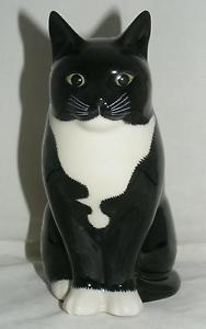 【送料無料】猫 ネコ キャット 置物 ウズラ#ジュリアス#;#quail ceramics animal figure moggie cat 034;julius034; 6034; 742