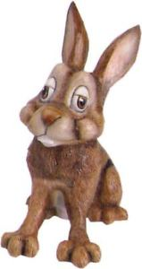 【送料無料】猫 ネコ キャット 置物 ウサギlittle paws oswald the rabbit figurine lps46