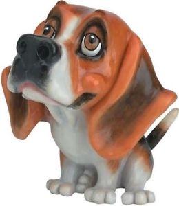 【送料無料】猫 ネコ キャット 置物 ビーグルlittle paws tess the beagle figurine lp074