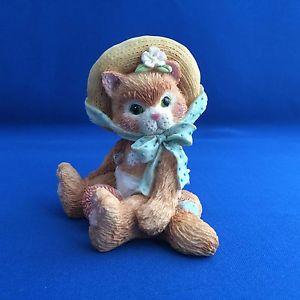 【送料無料】猫 ネコ キャット 置物 キャラコ##;#calico kittens 034;i039;m all fur you034; figurine