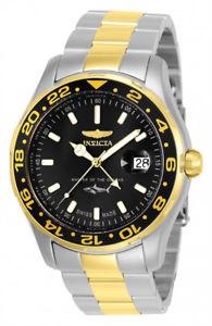 【送料無料】腕時計 ウォッチメンズプロダイバークォーツメートルトーンステンレススチールinvicta mens pro diver quartz 100m two tone stainless steel watch 25825