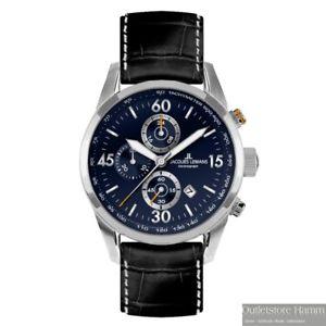 【送料無料】腕時計 ウォッチジャックメンズクロノグラフウォッチルマンjacques lemans uhr 406c herren chronograph