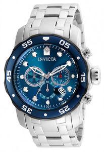 【送料無料】腕時計 ウォッチメンズプロダイバークォーツクロノグラフステンレススチールinvicta mens pro diver quartz chronograph 200m stainless steel watch 21784