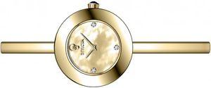 腕時計 ウォッチゴールドトーンステンレススチールウォッチinvicta womens gabrielle union 100m mop gold tone stainless steel watch 23259