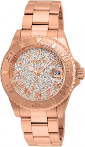 55%以上節約 【送料無料】腕時計 ウォッチエンジェルクォーツローズゴールドステンレススチールメートルinvicta womens angel quartz 200m rose gold plated stainless steel watch 22708, デニムスタイルshop-Mix.- be38ca23