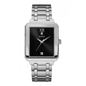 【送料無料】腕時計 ウォッチメンズguess w0917g1 mens highrise wristwatch