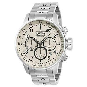 【送料無料】腕時計 ウォッチラリーステンレススチールクロノグラフウォッチinvicta s1 rally 23077 stainless steel chronograph watch