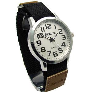 【送料無料】腕時計 ウォッチラヴェルブラックブラウンスポーツストラップ