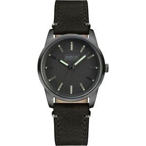 【送料無料】腕時計 ウォッチウォッチbrand barbour mens jarrow watch bb026gnbk
