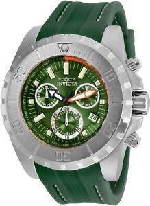 【送料無料】腕時計 ウォッチメンズプロダイバークォーツクロノグラフポリウレタンウォッチinvicta 24925 mens 52mm pro diver quartz chronograph ss amp;polyurethane watch