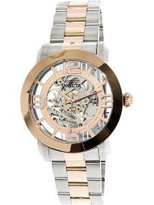 【送料無料】腕時計 ウォッチメンズビンテージシルバーステンレススチールファッションウォッチinvicta mens vintage 22584 silver stainlesssteel automatic fashion watch