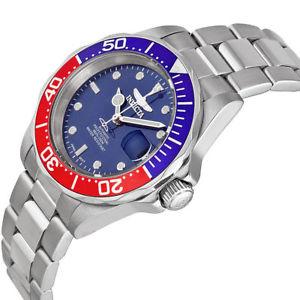 【送料無料】腕時計 ウォッチメンズプロダイバーステンレススチールアナログinvicta 40mm mens pro diver analog display automatic stainless steel watch5053