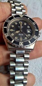 【送料無料】腕時計 ウォッチダイバーサブyema diver sub ghiera quarzo donna