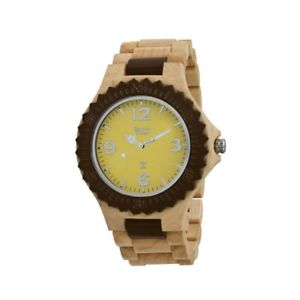 【送料無料】腕時計 ウォッチサンダルウッドorologio legno wood watch green time by zzero zw028a sandal wood