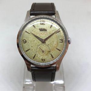 【送料無料】腕時計 ウォッチビンテージvetta extra vintage 36mm manual cal vetta 210