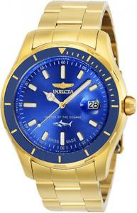 【送料無料】腕時計 ウォッチメンズプロダイバークォーツステンレススチールinvicta mens pro diver quartz 100m goldplated stainless steel watch 25811