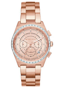 【送料無料】腕時計 ウォッチミハエルローズゴールドステンレススチールウォッチベイル michael kors mk6422 womens vail rose gold stainless steel watch