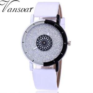 【送料無料】腕時計 ウォッチカジュアルレザークオーツwomens wristwatch luxury casual pu leather quartz watch