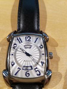 【送料無料】腕時計 ウォッチウォッチスケルトンバックミント
