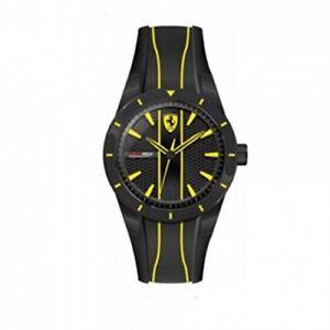【送料無料】腕時計 ウォッチオロロジオスクーデリアフェラーリカサorologio scuderia ferrari fer0830480 redrev cassa 38mm 7613272266796