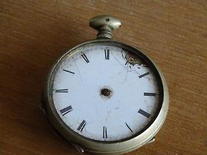 【送料無料】腕時計 ウォッチビンテージノートルダムデュキャップvintage montre gousset pour pices ou a restaurer