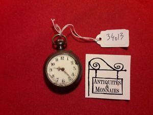 【送料無料】腕時計 ウォッチノートルダムデュキャップmontre gousset ancienne ref34013