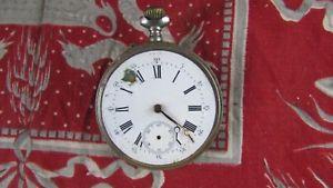 【送料無料】腕時計 ウォッチノートルダムデュクロノメータancienne grosse montre a gousset chronometre 30