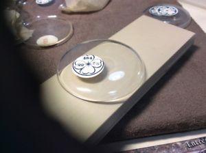【送料無料】腕時計 ウォッチド・コックverre de montre a coq 48,4 mm