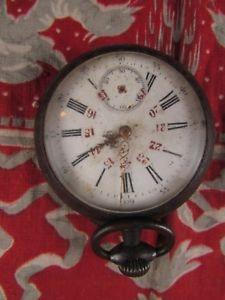 【送料無料】腕時計 ウォッチノートルダムデュクロノメータancienne montre a gousset chronometre 49cm