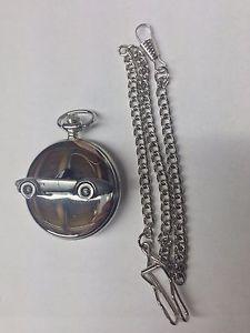 【送料無料】腕時計 ウォッチシェルビーコブラピューターシルバーケースポケットウォッチ