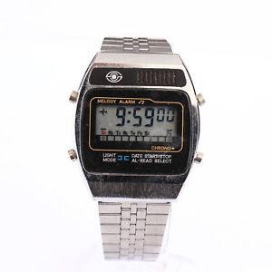 【送料無料】腕時計 ウォッチベルクオーツデジタルビンテージbelle montre quartz digitale vintage monditime a1007