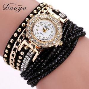 【送料無料】腕時計 ウォッチゴールドクリスタルラインストーンブレスレットファッションブランドwatch women brand luxury gold fashion crystal rhinestone bracelet women