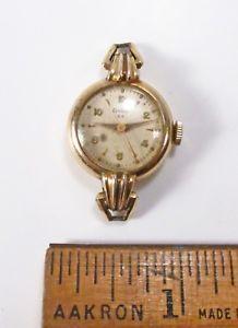 【送料無料】腕時計 ウォッチヴィンテージkゴールドウオッチメーカーvintage 1950s certina ea 1514 10k gold filled ladies windup wristwatch asis