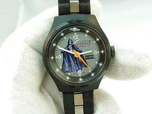 【送料無料】腕時計 ウォッチスターウォーズダースベイダーブラッドリーメンズキャターdarth vader,bradley,star wars rare manual wind kids mens character watch,1091