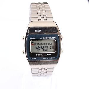 【送料無料】腕時計 ウォッチベルクオーツデジタルビンテージbelle montre quartz digitale vintage donh  a1011