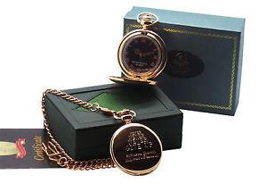【送料無料】腕時計 ウォッチウィンストンチャーチルローズゴールドケースサイン