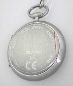 腕時計 ウォッチリージェントチェーンポケットウォッチユーロバーラジオneues angebotregent funktaschenuhr funkuhr mit kette uvp 168,00 eur 3 bar wr