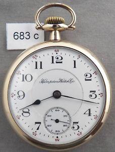 【送料無料】腕時計 ウォッチハンプデンレバー