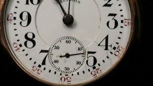 腕時計 ウォッチジュエルサイズイリノイポケット