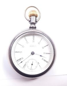 【送料無料】腕時計 ウォッチスクリューケースポケットウォルサムレバー