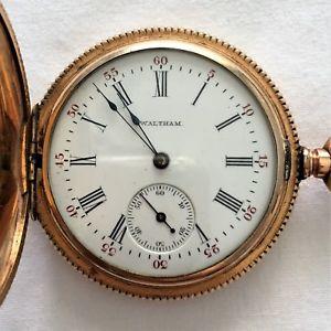 【送料無料】腕時計 ウォッチkローズゴールドレディースアンティークアメリカンウォルサム