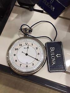 【送料無料】腕時計 ウォッチbulova 63f43 orologio da tasca uomo man watch