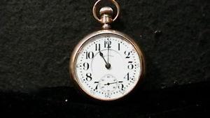 【送料無料】腕時計 ウォッチジュエルサイズイリノイポケット