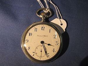 【送料無料】腕時計 ウォッチオロロジオアルジェントダウォッチiwc, international watch company orologio da tasca in argento primi 900 249