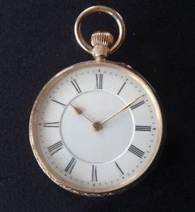 腕時計 ウォッチアンティークゴールドフォブポケットラッセルリバプールメーカー